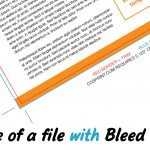 printing flyer with bleed
