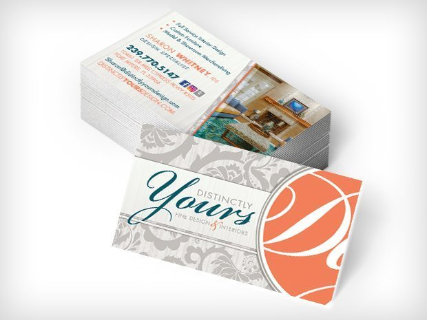 Distinctly Yours – Business Cards