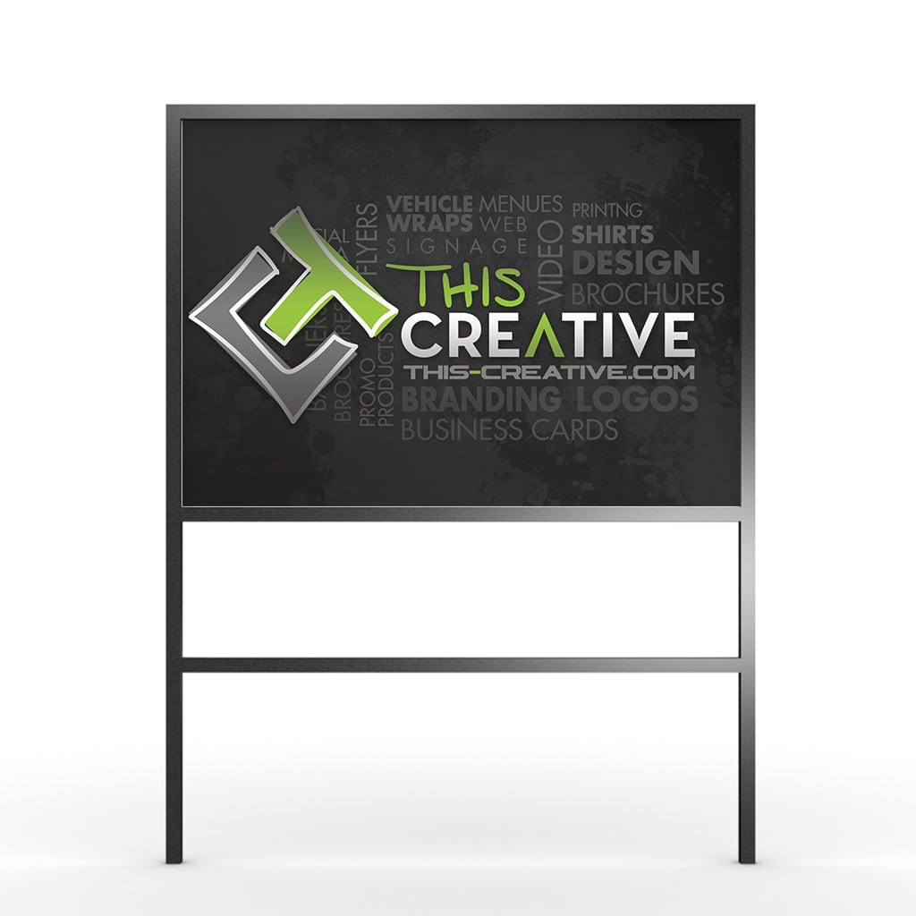 Yard signs this creative this creative yard signs 2394371010 reheart Images