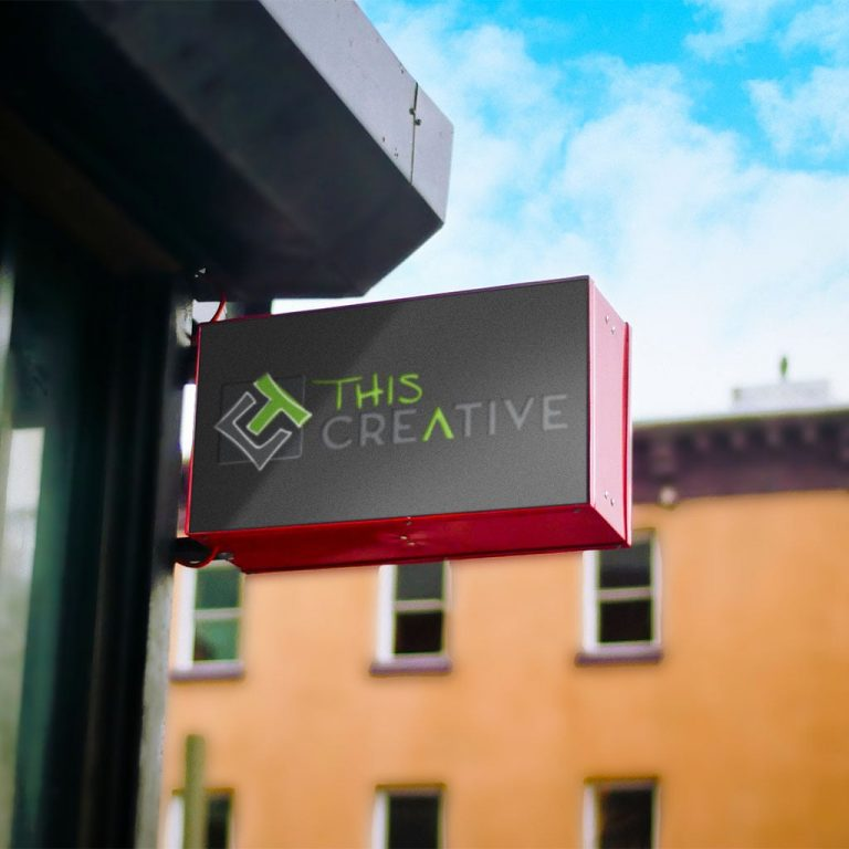 This Creative Store Signage 2394371010