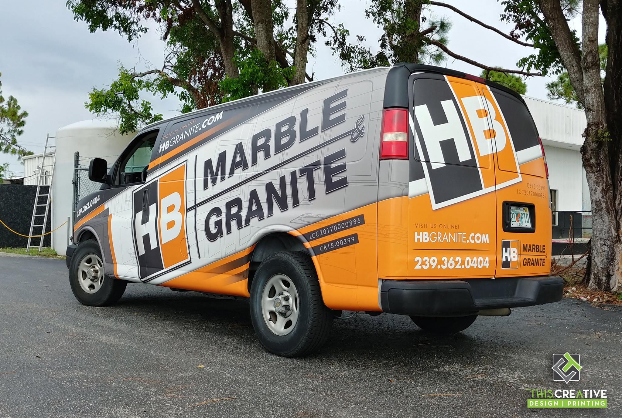 HB Marble and Granite