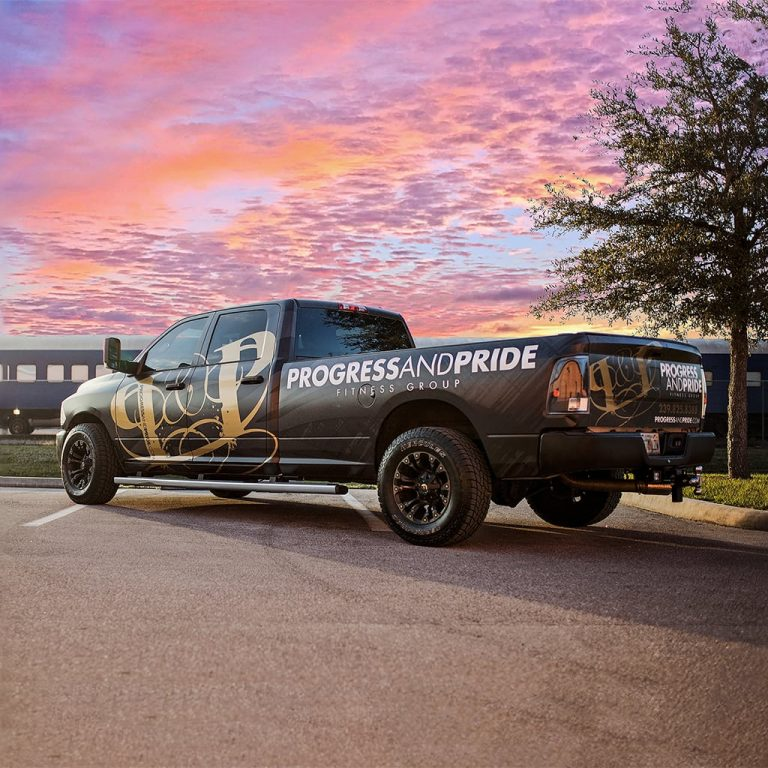 Progress and Pride Truck Wrap This Creative 2394371010