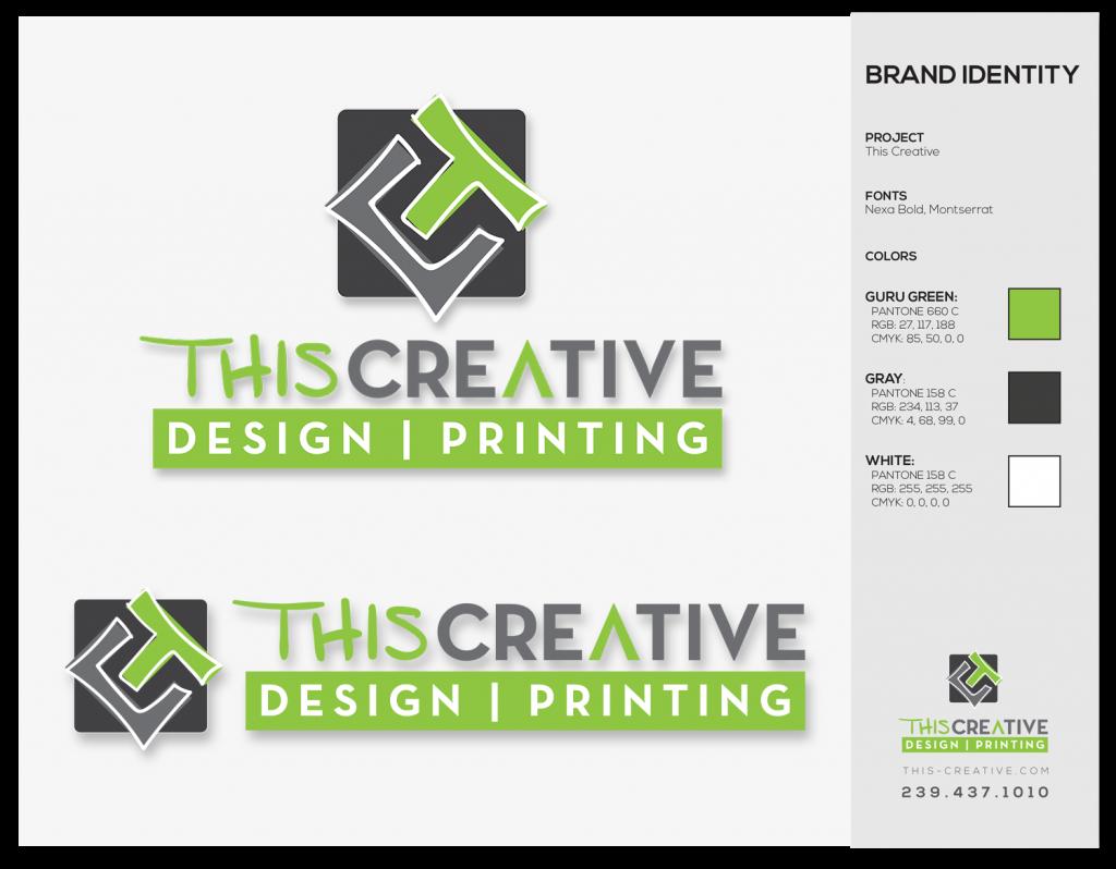 This Creative Brand Identity 2394371010