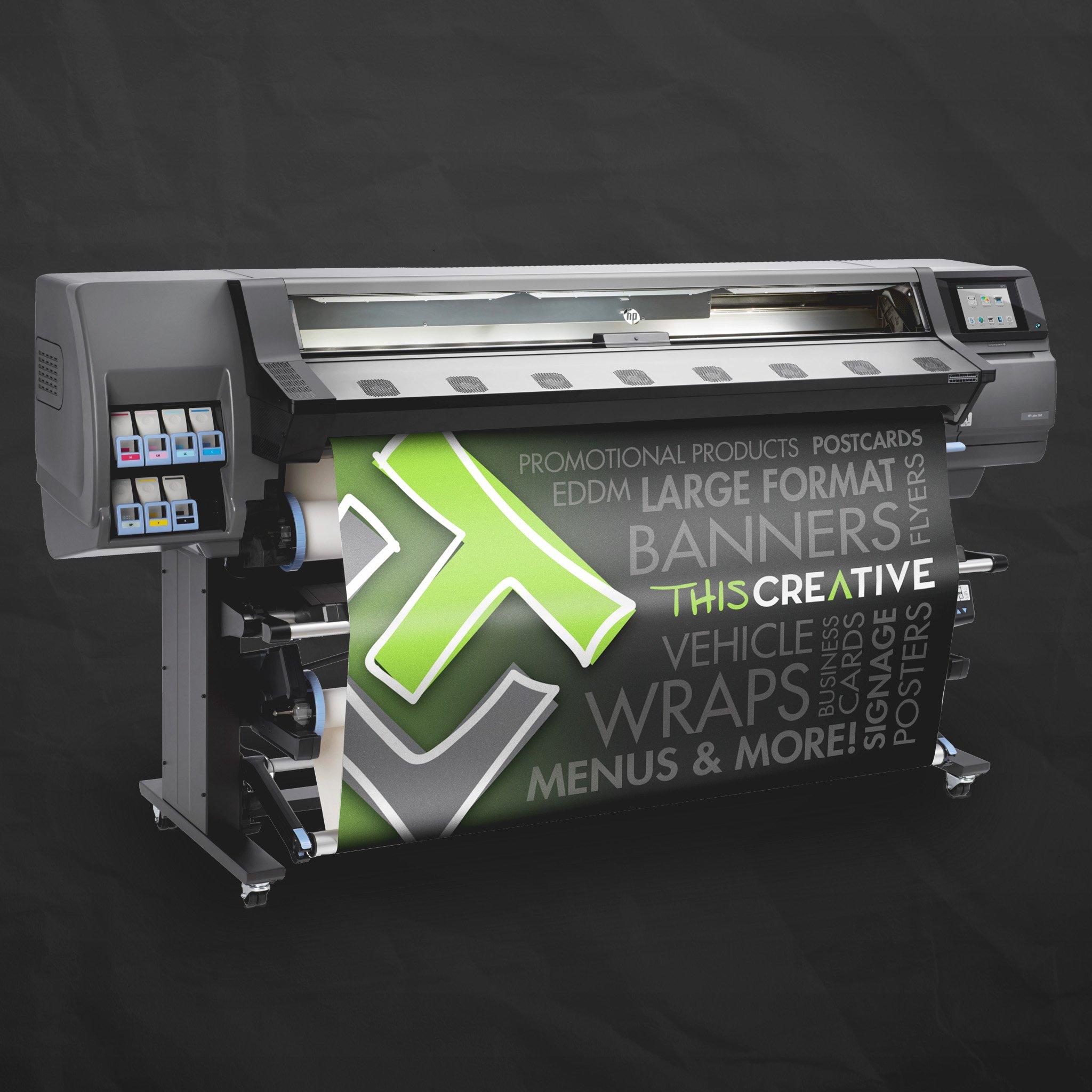 This Creative Banner Printer 2394371010