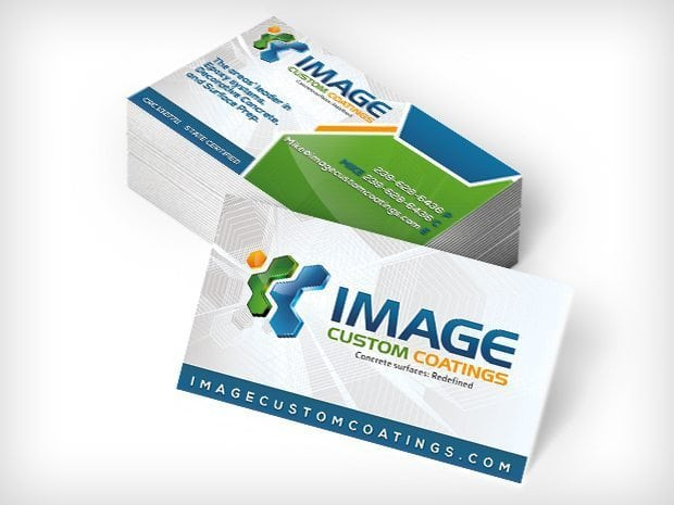 Same day business cards this creative in fort myers cape coral this creative image custom coatings business cards colourmoves