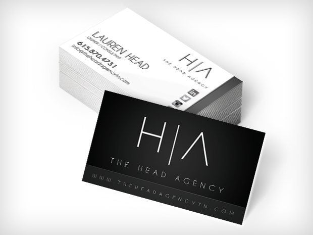 Biz Cards-TheHeadAgency