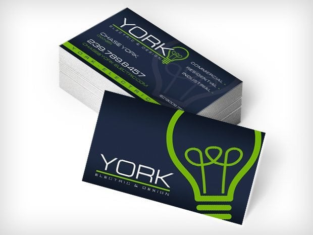 Same day business cards this creative in fort myers cape coral this creative york electric business cards colourmoves